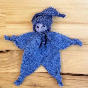 Dusky Blue Infant Doll