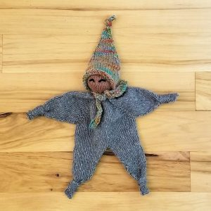 Heather Brown Infant Doll