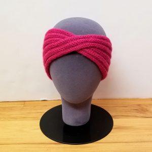 Fuchsia  Turban Headband